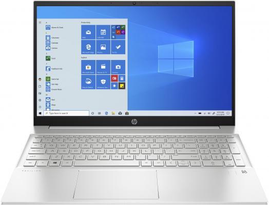 Фото - Ноутбук HP Pavilion 15-eg0062ur <2X2T9EA> i3-1115G4 (3.0)/8G/512G SSD/15.6''FHD AG IPS/Int:Intel UHD/noODD/DOS (Natural silver) пк hp pavilion tp01 1004ur 14r17ea natural silver