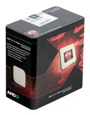 Процессор AMD FX-8350 <SocketAM3+> (FD8350FRHKBox) Box amd x8 fx 8320e tray