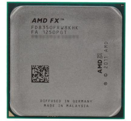 все цены на Процессор AMD FX-8350 <SocketAM3+> (FD8350FRW8KHK) Oem