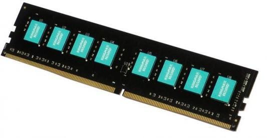 Оперативная память для компьютера 4Gb (1x4Gb) PC4-21300 2666MHz DDR4 DIMM CL19 KingMax KM-LD4-2666-4GS