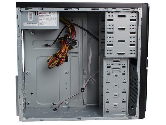 Корпус ATX InWin EC021 450 Вт чёрный