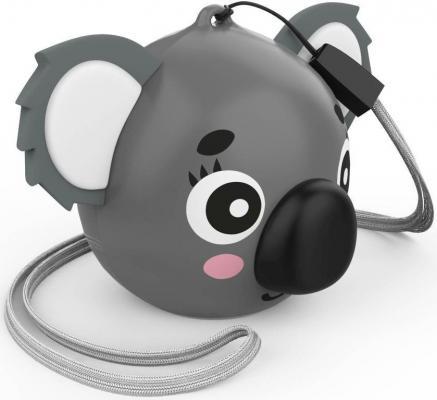Фото - Акустическая система HIPER Портативная акустическая система Bluetooth Speaker HIPER ZOO Music Kelley, Коала портативная колонка hiper zoo music мартышка 3вт коричневый [h oz7]
