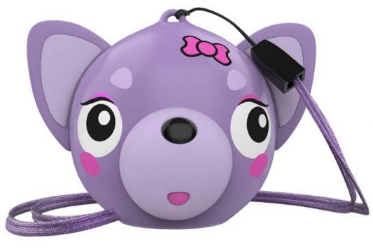 Фото - Акустическая система HIPER Портативная акустическая система Bluetooth Speaker HIPER ZOO Music Cally, Собака портативная колонка hiper zoo music мартышка 3вт коричневый [h oz7]
