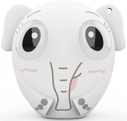 Фото - Акустическая система HIPER Портативная акустическая система Bluetooth Speaker HIPER ZOO Music Elmer, Слон портативная колонка hiper zoo music мартышка 3вт коричневый [h oz7]