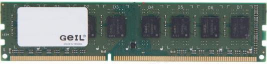 Оперативная память для компьютера 8Gb (1x8Gb) PC3-10600 1333MHz DDR3 DIMM CL9 GeIL GG38GB1333C9SC