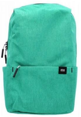 Фото - Рюкзак для ноутбука MI CASUAL DAYPACK MINT GREEN ZJB4150GL XIAOMI рюкзак для ноутбука xiaomi mi casual daypack zjb4147gl 13 3 розовый