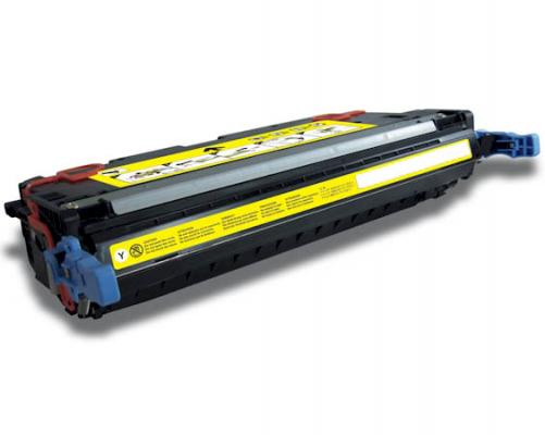 Тонер-картридж HP Q7582A yellow for Color LaserJet 3800