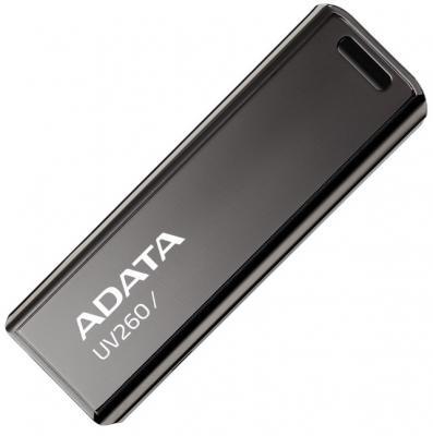 Фото - Флеш накопитель 16GB A-DATA UV260, USB 2.0, Черный a data флеш накопитель 16gb a data uv260 usb 2 0 черный