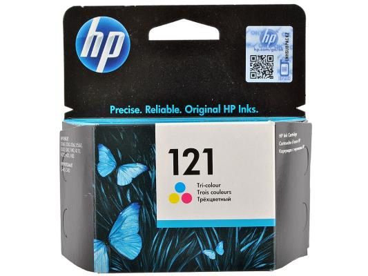 Картридж HP CC643HE (№121) color для F4283/D2563 (165 стр)