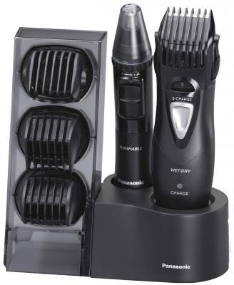 Машинка для стрижки волос Panasonic ER-GY10 чёрный машинка для стрижки волос panasonic er217 серый чёрный er217 s520