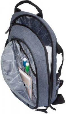 Рюкзак GRIZZLY RQ-914-2/2 13 л серый