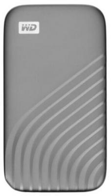 Фото - SSD жесткий диск USB-C 500GB EXT. WDBAGF5000AGY-WESN WDC внешний ssd hp p500 500gb 7pd54aa 500 gb синий