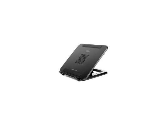 Подставка для ноутбука Zalman ZM-NS1000F-Black (1xFan, 19-25дБ, 1200-1600об/мин, USB)