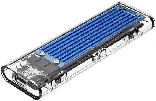 Контейнер для SSD Orico TCM2-C3 (синий),
