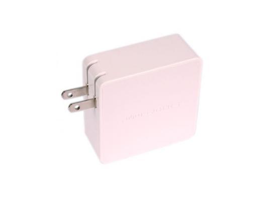 Сетевое зарядное устройство с аккумулятором Powerocks Tetris универсальное с двумя USB выходами 3000mAh. Розовый цены