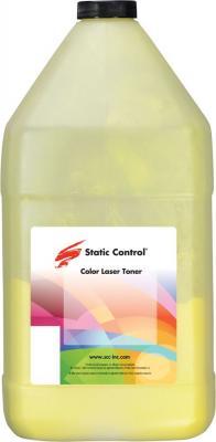 Фото - Тонер Static Control LCS-1KG-YOS2 желтый флакон 1000гр. для принтера Lexmark CS310/CS317/CS410/CS417/CS510/CS517 тонер картридж булат s line 71b5hc0 71b0h20 для lexmark cs417 cx417 cx517 голубой 3500 стр универсальный