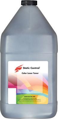 Фото - Тонер Static Control LCS-1KG-KOS3 черный флакон 1000гр. для принтера Lexmark CS310/CS317/CS410/CS417/CS510/CS517 тонер картридж булат s line 71b5hc0 71b0h20 для lexmark cs417 cx417 cx517 голубой 3500 стр универсальный