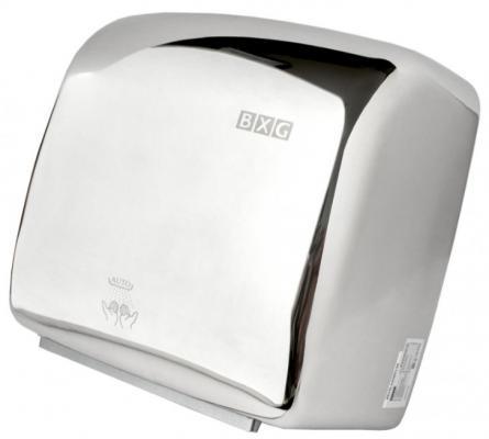 Сушилка для рук BXG-JET-5300AC, 1250 Вт, нержавеющая сталь, хром