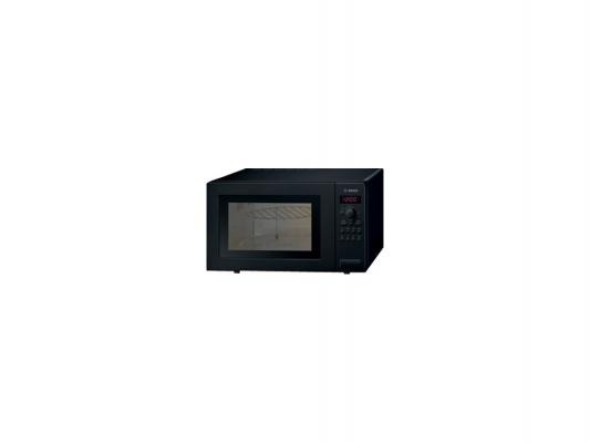 СВЧ Bosch HMT84G461R 900 Вт чёрный