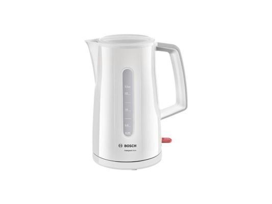 Купить Чайник Bosch TWK 3 A 011, белый