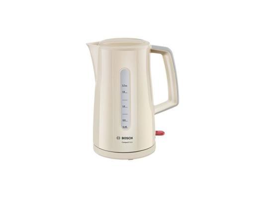 Купить Чайник Bosch TWK 3 A 017, бежевый