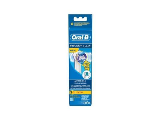 Oral-B  PrecClean (EB 20-3+1 ) насадки д/эл. з/щ Braun