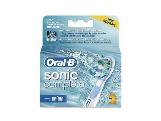 Oral-B SR насадки д/эл з/щ Sonic (SR 18-2 ) Braun