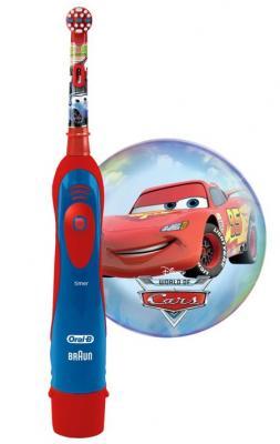 Детская зубная щетка на бат. 1 шт. Braun DB 4.510 К the markets never sleep