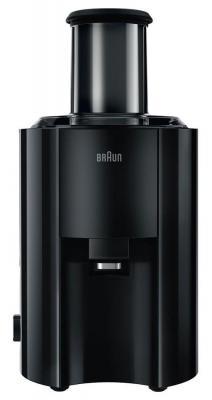 Соковыжималка Braun J300 800 Вт пластик чёрный соковыжималка универсальная caso pj 800