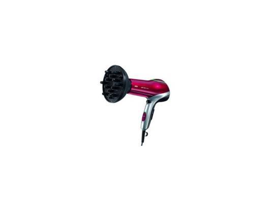 Фен Braun HD 770 Satin Hair серебристый
