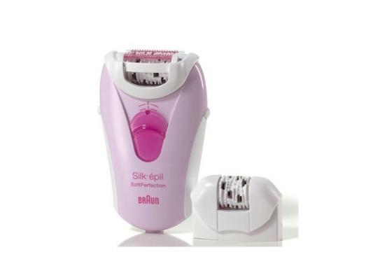 Эпилятор Braun SE 3370 розовый недорого