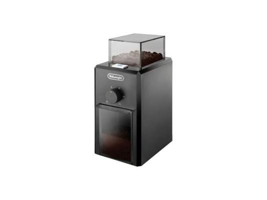 цена на Кофемолка DeLonghi KG 79 110 Вт черный