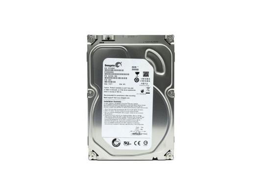 3.5'' Жесткий диск 2Tb Seagate SV35 (ST2000VX000) SATA III <7200rpm, 64Mb>