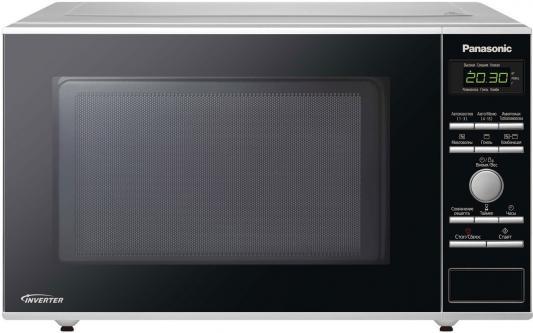 СВЧ Panasonic NN-SD361MZPE 950 Вт серебристый