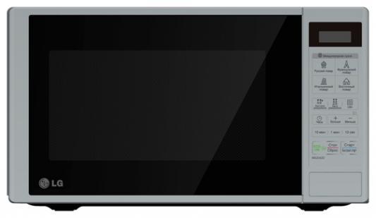 СВЧ LG MS-2342DS 1200 Вт серебристый