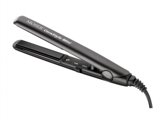 лучшая цена Выпрямитель волос Moser 4480-0050 чёрный