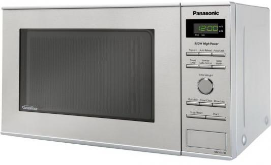 СВЧ Panasonic NN-SD372SZPE 950 Вт серебристый