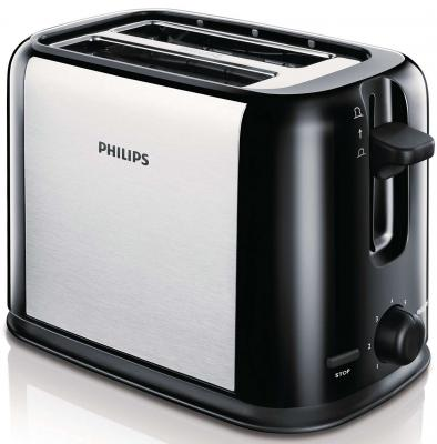 Тостер Philips HD2586/20 серебристый