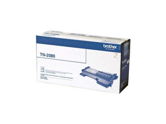Лазерный картридж Brother TN-2080 для HL2130/DCP7055 700 стр.