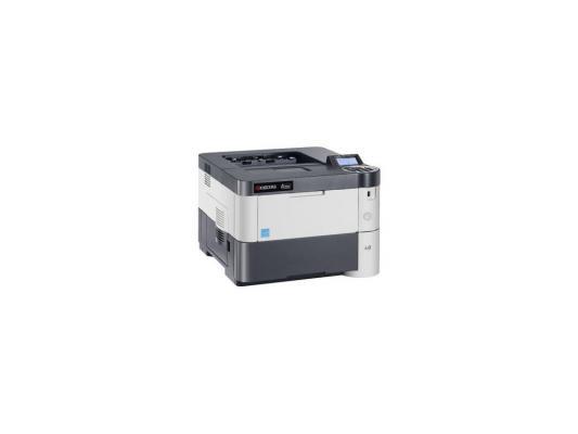 Принтер Kyocera лазерный FS-2100D A4 40 стр 128 Мб USB 2.0 дуплекс (1102L23NL0)