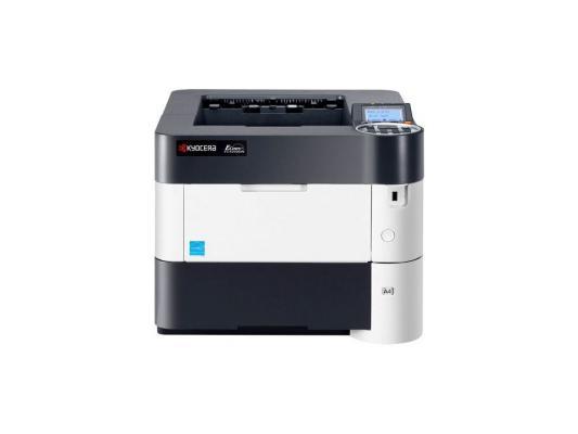 Принтер Kyocera лазерный FS-4200DN A4 50 стр 256 Мб USB 2.0 дуплекс гиг.сеть (1102L13NL0)