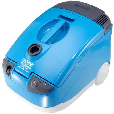 Пылесос Thomas TWIN T1 AQUAFILTER 788550 влажная сухая уборка синий 788 550 цена и фото