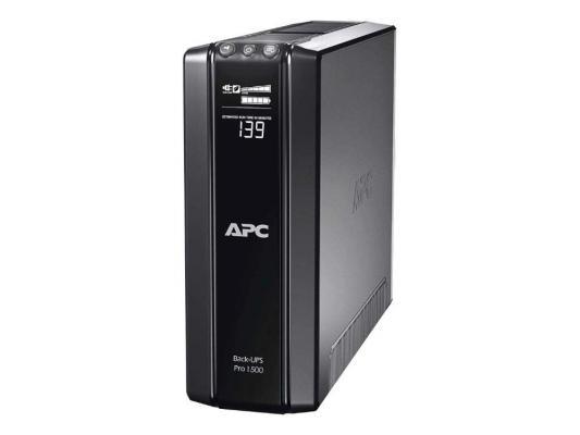 ИБП APC BACK 1200VA BR1200G-RS ибп apc srt8krmxli