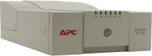 ИБП APC BACK 500VA BH500INET