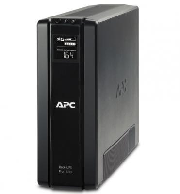 ИБП APC BACK 1500VA BR1500G-RS