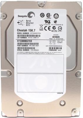 3,5 Жесткий диск 300Gb Seagate Cheetah (ST3300657SS) SAS <15000rpm, 16Mb> hard drive 90y8878 2 5 300gb 10k sas 16mb x3650m2 m3 one year warranty