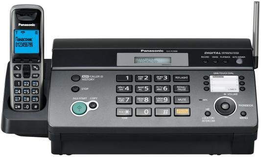 Факс Panasonic KX-FC968RU-T от 123.ru