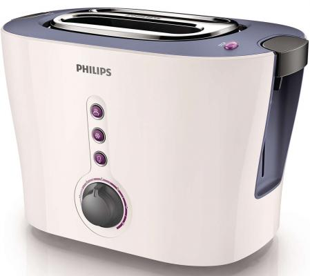 Тостер Philips HD2630/50 белый