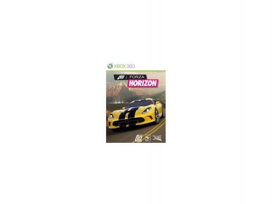 Игра для Xbox 360 Forza Horizon (N3J-00017) xbox 360 xbox 360 wireless speed wheel forza motorsports 4