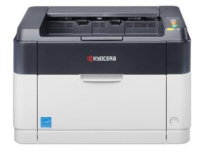 Принтер Kyocera лазерный FS-1060DN A4, 1200dpi, 32Mb, 25 ppm, автоматический дуплекс, USB 2.0, Network (1102M33RU0) принтер kyocera fs 1060dn